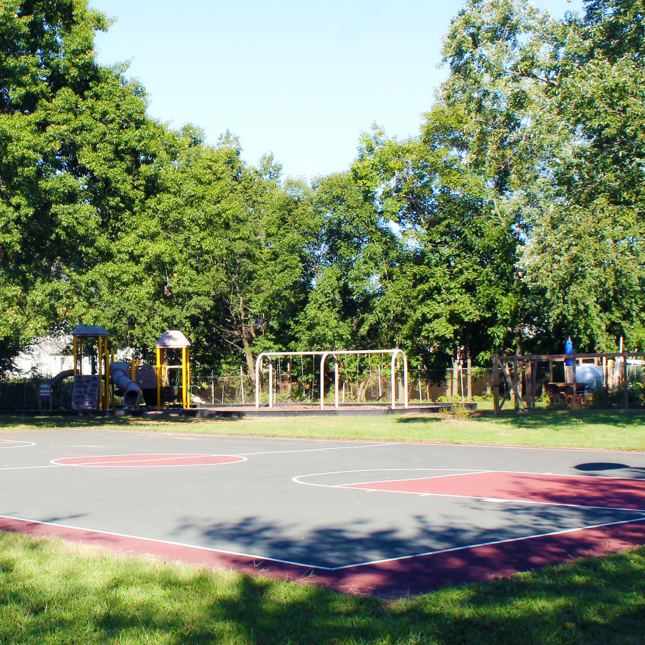 East Green Street Playground Woodbridge 3