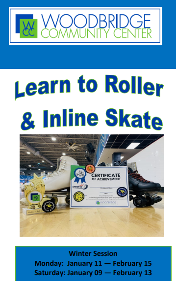 Winter Roller Skating Lessons