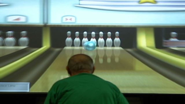 Wii Bowling