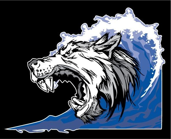 Sea Wolves Logo