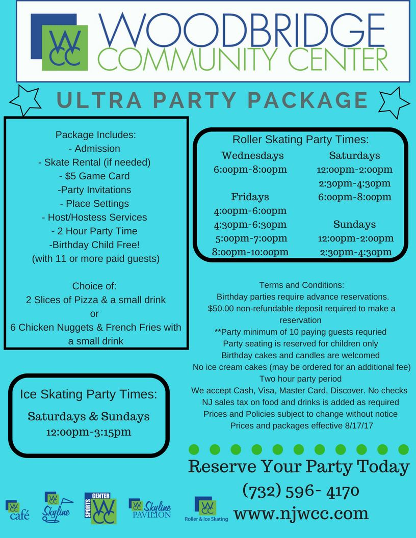 Ultra Party Package