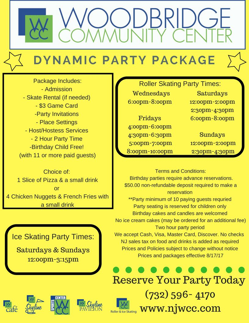 Dynamic Party Package