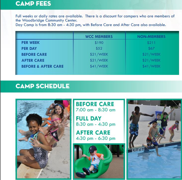 Summer Camp Website Price HG