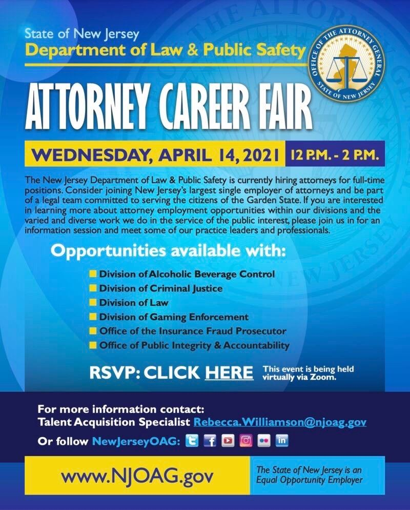 attorny career fair