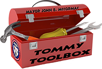 "Toolbox ""Tommy Toolbox"""